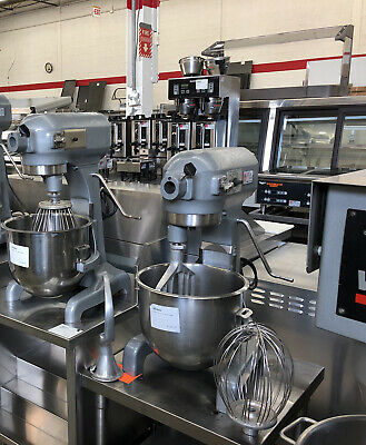 Hobart A200 - 20 Quart Mixer with All Attachments - 2 Available - Refurbished