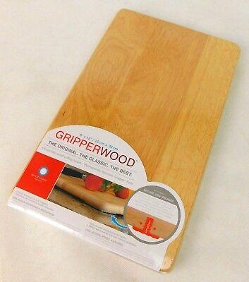 Architec Gripperwood Cutting Board Non Slip Wooden Secured Feet 8
