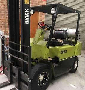 Forklift - Clark GPM25L Kings Park Blacktown Area Preview