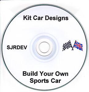 Kit Car Plans & Resources - Build Your Own Sports Car Lotus Locost Caterham L@@K