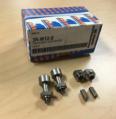 System 3r Automation Twin Grip - Short 3r-w12-s Edm Tooling