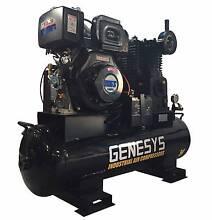 Diesel Air Compressor - 20 CFM 120 Lt -*Cast Iron* -11HP - 145PSI Kewdale Belmont Area Preview