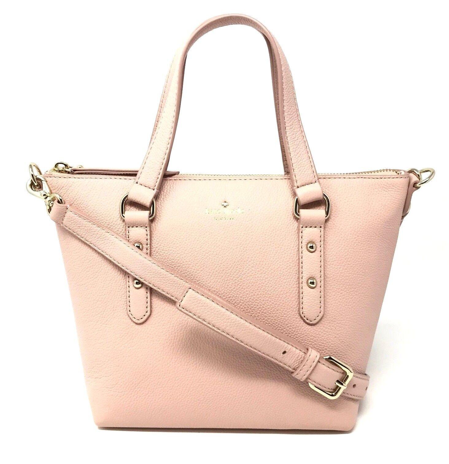 Kate Spade Larchmont Avenue Small Penny Warm Vellum Crossbody Bag