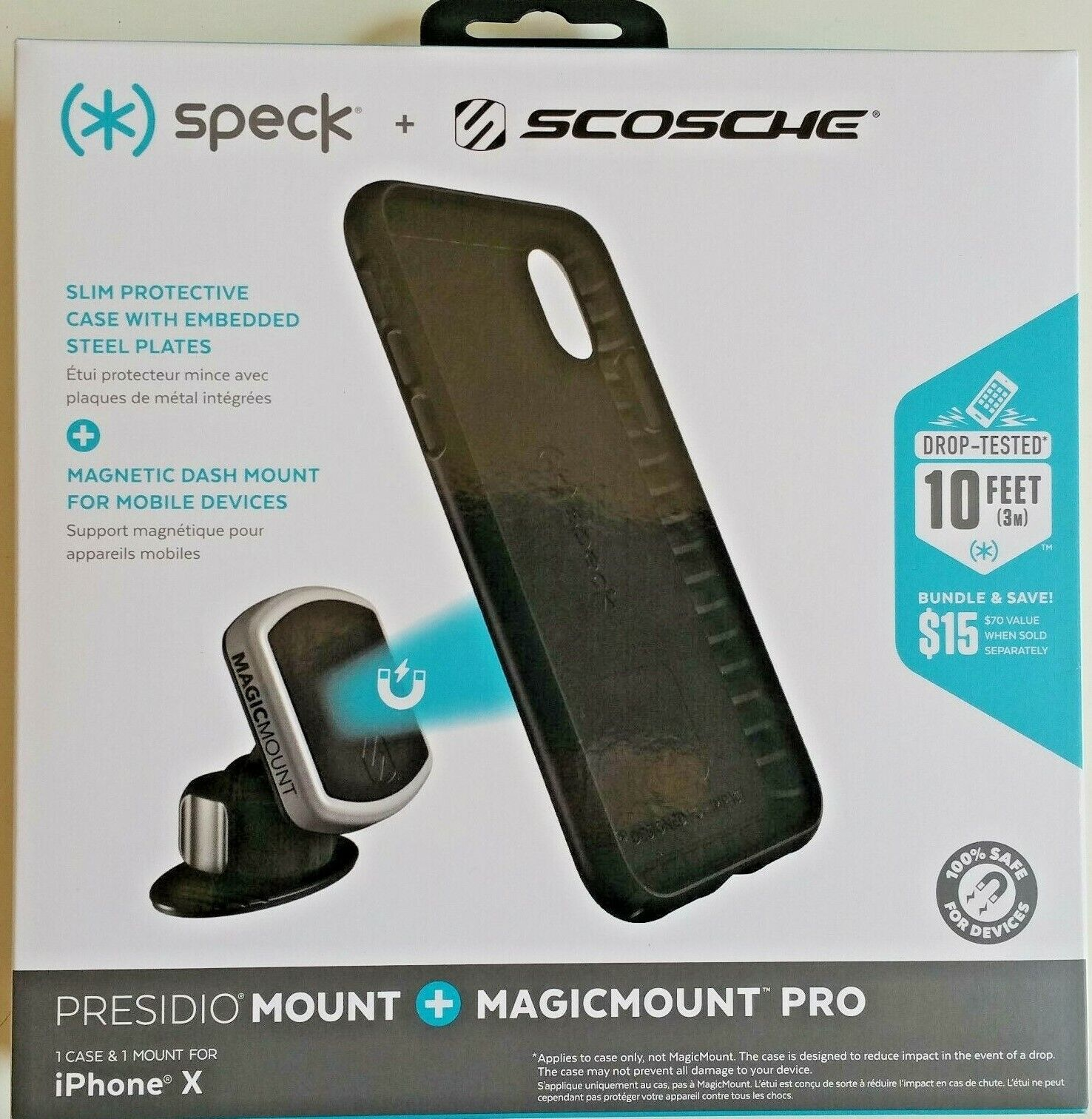 speck-presidio-mount-magic-mount-dash-iphone-x-case-mount-black-new