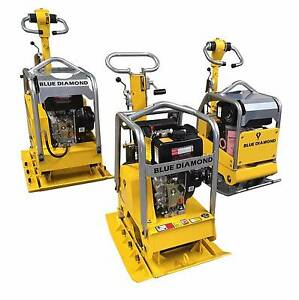 Plate Compactor Diesel 170KG 6 HP - Soil / Paving - NEW Kewdale Belmont Area Preview