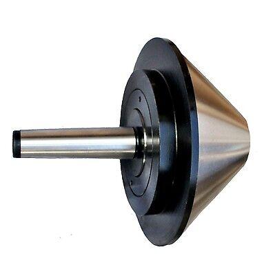 New 4-2332 120mm Mt5 Bull Nose Live Center Morse Taper 5 For Lathe