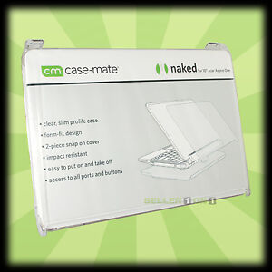 Case-Mate-10-Acer-Aspire-One-Naked-Shell-Cover-Clear-Transparent-10-Inch-Case