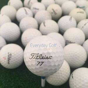 Top Condition Titleist Golf Balls At More Than 60% off RRP Wetherill Park Fairfield Area Preview
