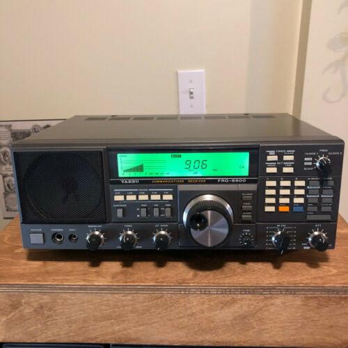 Yaesu FRG-8800 Receiver