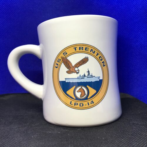 Victory Mug USS TRENTON (LPD-14)