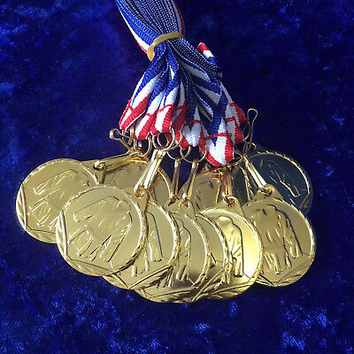 - 30mm Martial Arts Gold Silver or Bronze Medal Judo Competition Set of 10 or 12