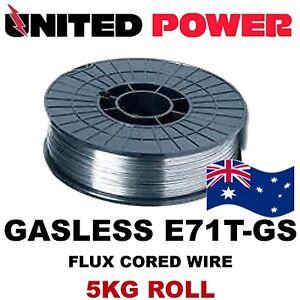 5kg 0.9mm  E71T-GS GASLESS MIG WELDING WIRE FLUX CORED