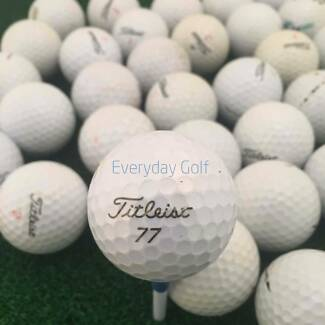 Branded Mixed Bag Golf Balls At More Than 60% off RRP