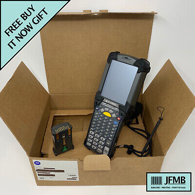 Symbol Motorola Mc9090 Wireless Fishbowl Inventory Compatible Barcode Scanner