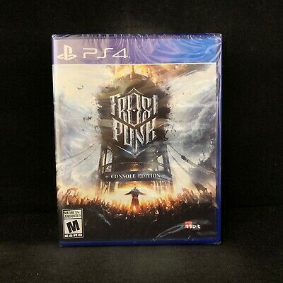 Frostpunk Console Edition (PS4/PlayStation 4) BRAND NEW / Region Free