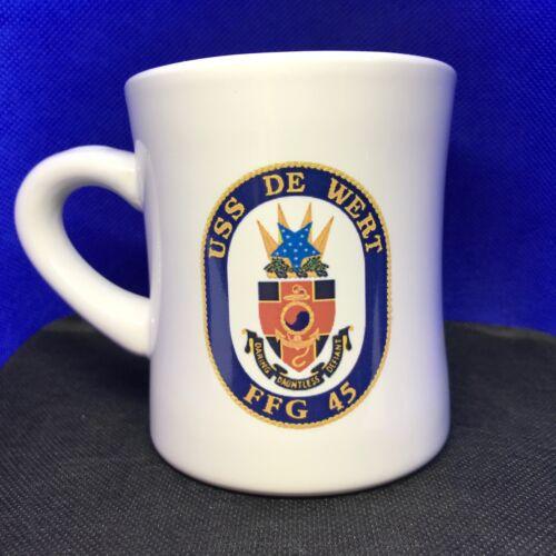 Victory Mug USS DE WERT (FFG 45)