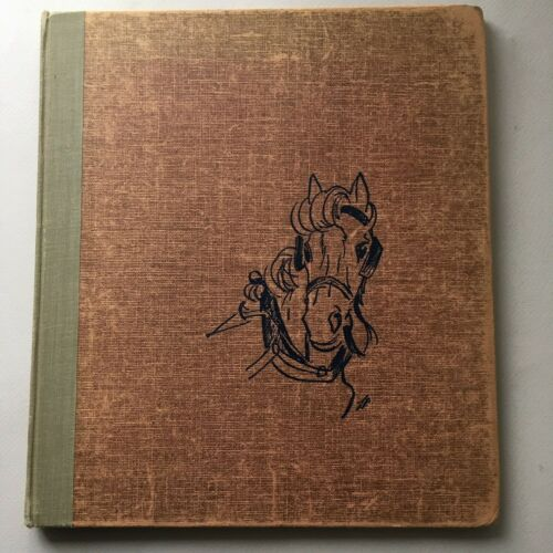 CHARLEY THE HORSE  by Tony Palazzo 1st 1950 story of a horse vintage children