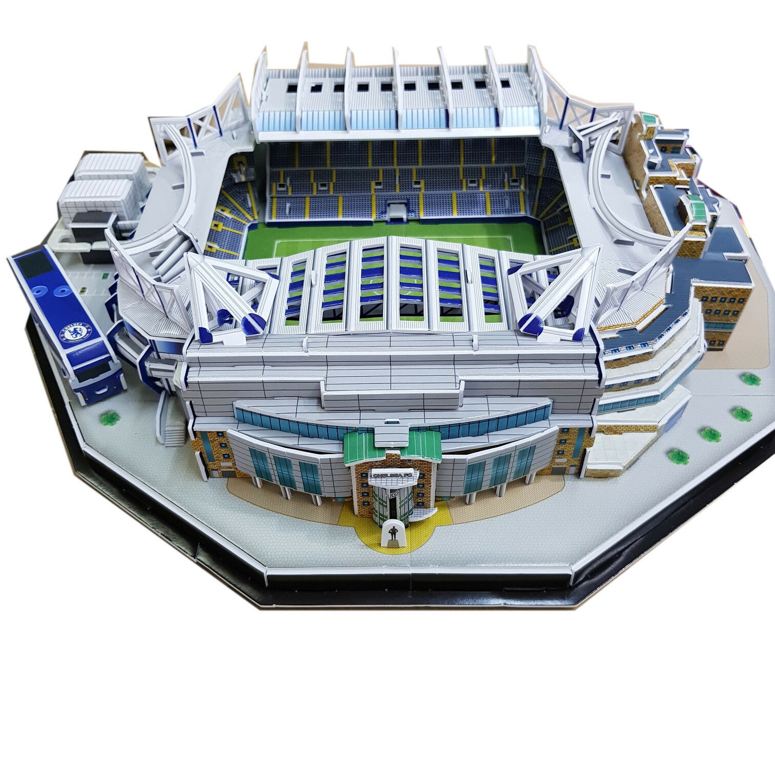 3d chelsea fc replica stamford bridge football stadium puzzle 171 pieces gifts ebay details about 3d chelsea fc replica stamford bridge football stadium puzzle 171 pieces gifts