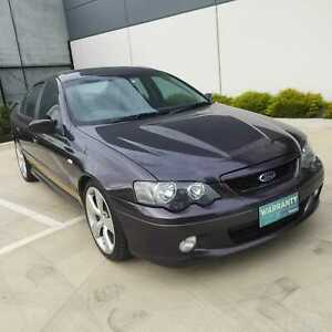 EXCLUSIVE! 2005 Ford Falcon MKII XR8 V8 ENGINE 131,000KM *1 OWNER* Coburg North Moreland Area Preview