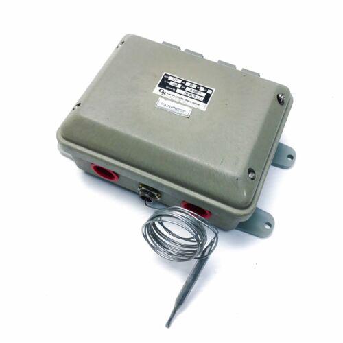 GS Hevi-Duty/Nelson TH-4X10TC Temperature Controller