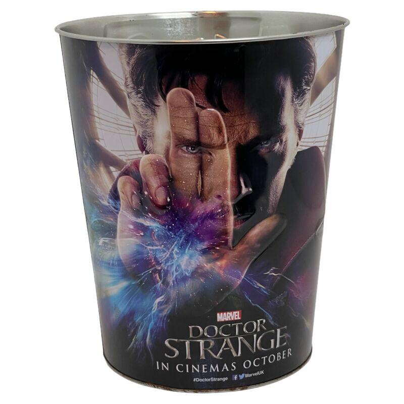 MARVEL DOCTOR STRANGE Tin  Popcorn Movie Bucket Snack food Solutions