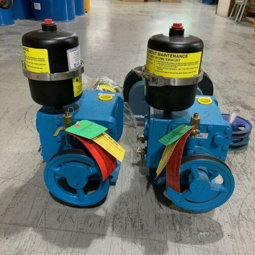 Kinney Vacuum Pumps (Re-built)