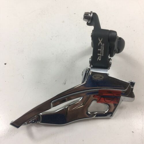 Shimano XTR FD M953 Clamp On 31.8mm Front Derailleur FD-M953 Bottom Pull