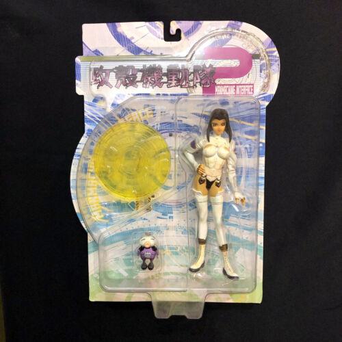 MOTOKO KUSANAGI White Catsuit Toycom Ghost in the Shell 2 Manmachine Interface 2