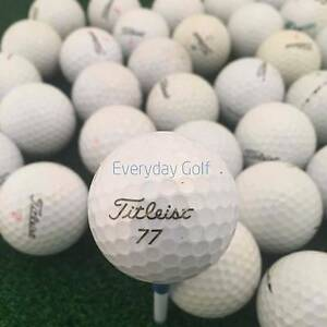 Branded Mixed Bag Golf Balls At More Than 60% off RRP Wetherill Park Fairfield Area Preview