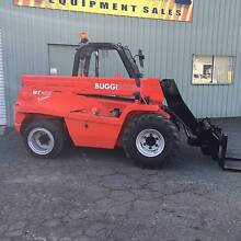 Manitou BT420 Telescopic Forklift Eagle Farm Brisbane North East Preview