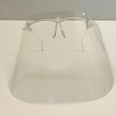 Face Shield Protection Ultra Ligh Frame Clear + 3 Plastic Film | UL-100 TOSCANA Face Shield Frame