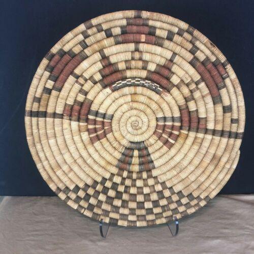 Large Antique Hop Katsin Mana Basket