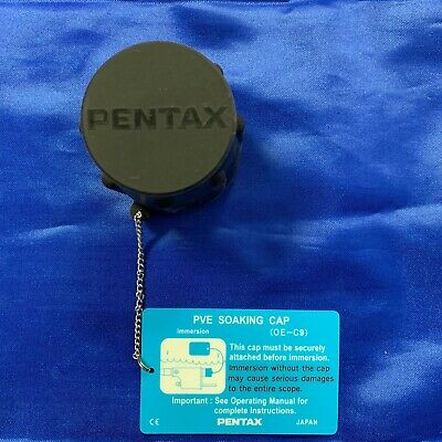 Pentax Oe-c9 Soaking Cap Gastroscope Colonoscope Sigmoidoscope Bronchoscope New