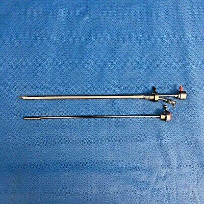 Karl Storz 27026 Li Sheath W 27026 Ol Obturator Laparoscopy Urology