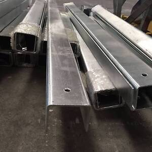 Thin Galvanised C and H Section Steel Thomastown Whittlesea Area Preview