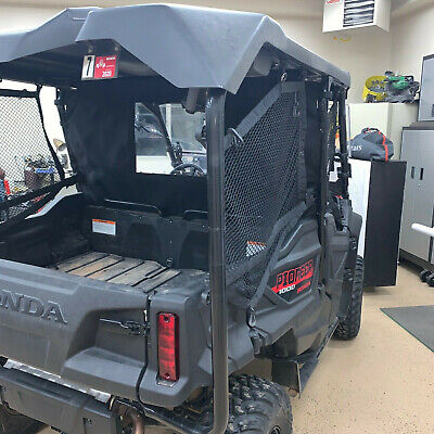 HONDA PIONEER 1000-5/1000-3 REAR WINDOW/DUST BARRIER