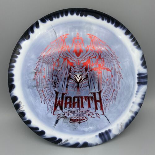 Black Innova Garrett Gurthie Tour Series Halo Star Wraith Disc Golf *Pick Disc
