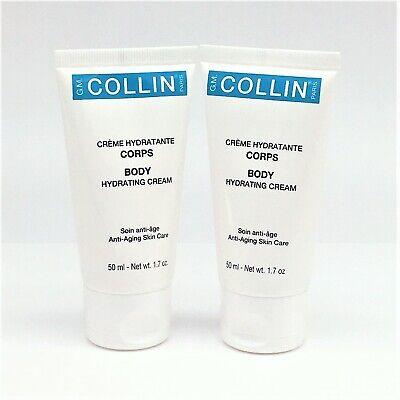 G.M. Collin Body Hydrating Cream, 50 ml X2 (Sealed ! BEST BY (Best Hydrating Body Cream)