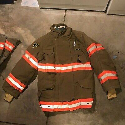 Brand New Janesville Turnout Bunker Gear Jacket. Jacket 40 32r