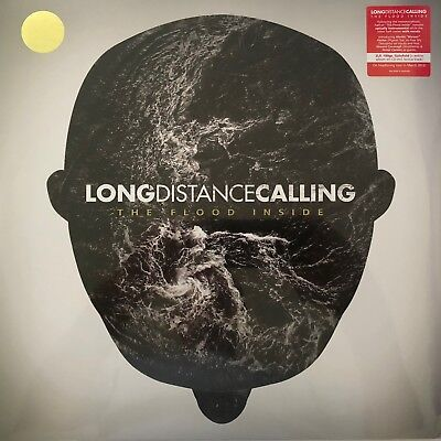 Long Distance Calling - The Flood Inside(180g LTD. Gold Vinyl 2LP+CD), 2013 Cent, used for sale  Shipping to India