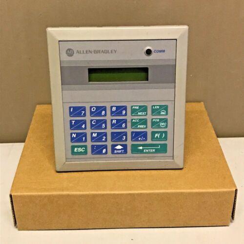 Allen Bradley 1747-dtam-e /d Slc 500 Data Table Access Module Led Display