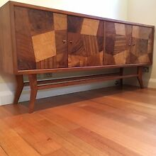Danish-style vintage sideboard Bondi Beach Eastern Suburbs Preview