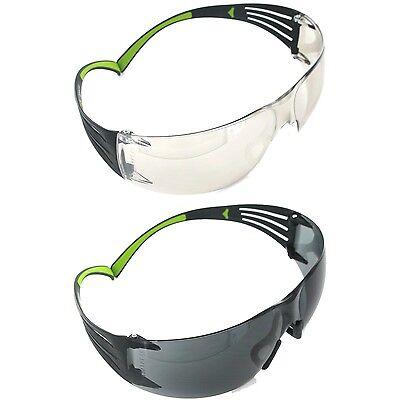 3M SecureFit 400 Schutzbrille Sicherheitsbrille Augenschutz Arbeitsschutzbrille