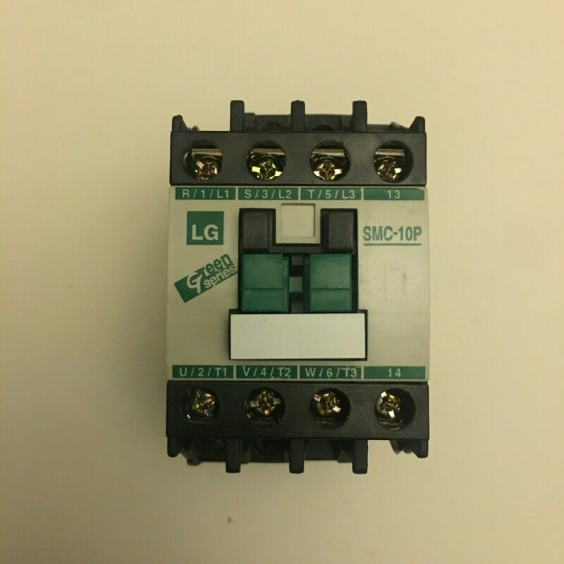 LG Green Series SMC-10P Magnetic Contactor