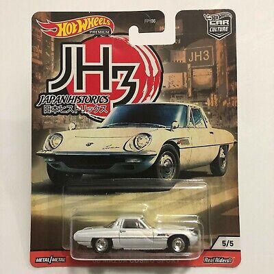 Hot Wheels '68 Mazda Cosmo Sport - Japan Historics 3 - $8.99 Shipped!