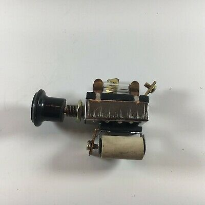 Light Switch With Fuse For Allis Chalmers Tractors 70208197 70227233