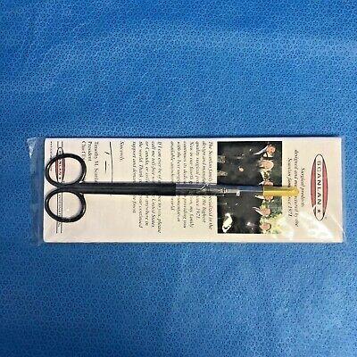 Scanlan 7007-304sc Super Cut 6 12 Face Lift Semi Sharp Outer Blade Scissors