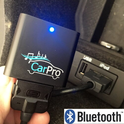 Bluetooth Adapter for 30 Pin Cable 2009-2012 Jaguar Land Rover CoolStream CarPro