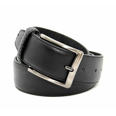 Cintura Cinta Uomo in Vera Pelle Cuoio Casual Classica Accorciabile