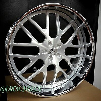 26 AMANI FORGED W TIRES C10 DONK CAPRICE IMPALA BUBBLE LESABRE DEVILLE NEW BUILD